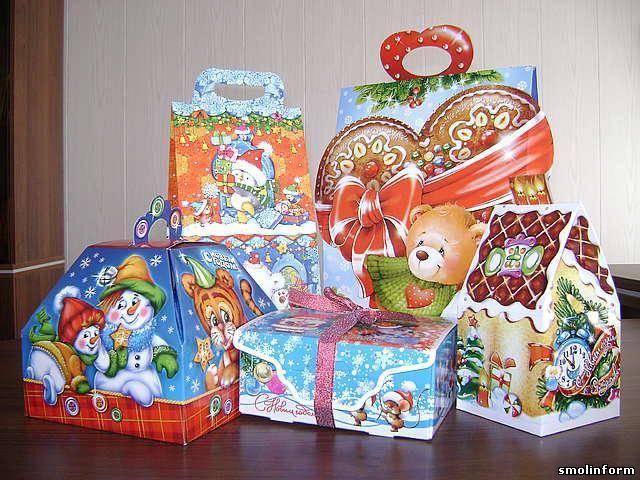 Более 1500 детей Алтайского края получат новогодние подарки в ходе